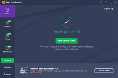 تحميل برنامج افاست Avast Free Antivirus كامل