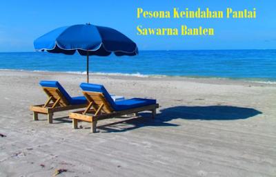Pesona Keindahan Pantai Sawarna Banten