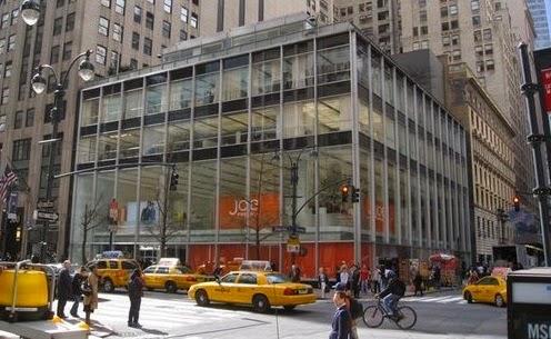 Loja Joe Fresh em Nova York