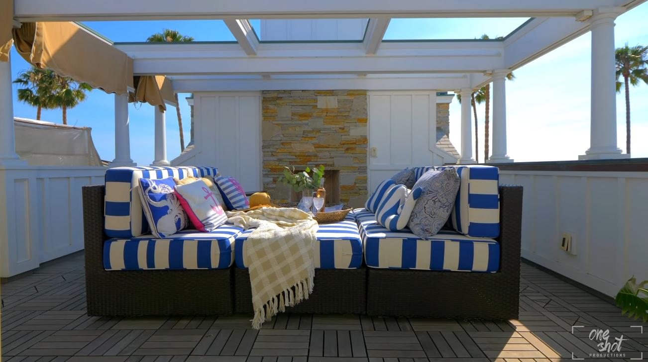 22 Photos vs. Step Inside $10 Million Dollar Beachfront Luxury Home vs. Interior Design Tour