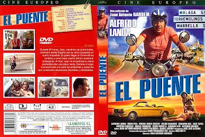 Carátula dvd: El puente (1977) - Alfredo Landa