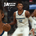 Ja Morant Cyberface, Hair Update and Body Model V2 by Liang Shitou [FOR 2K21]