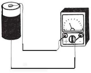Cara Menghitung Tegangan Listrik dan Alat Untuk Mengukur Tegangan Listrik (Beda Potensial)