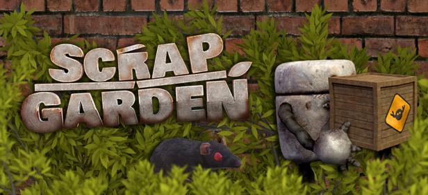 Steam 商店限時免費領取《Scrap Garden》