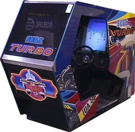 1981. TURBO Arcade