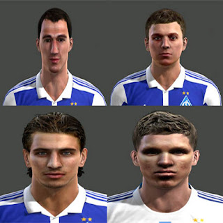 Mini Facepack Pes 2013 By Nikadim