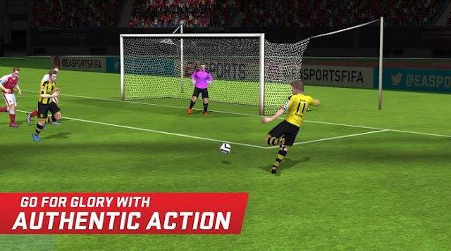 FIFA Mobile Soccer v1.0.1 Full Apk Gratis Terbaru - Akozo.Net