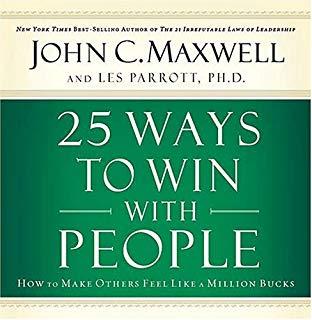John Maxwell 25 Way To Win Peopel Book Summary in Hindi