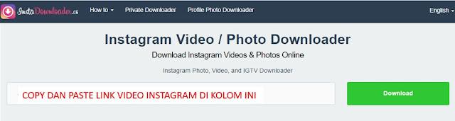 Download Video Instagram di iPhone Online