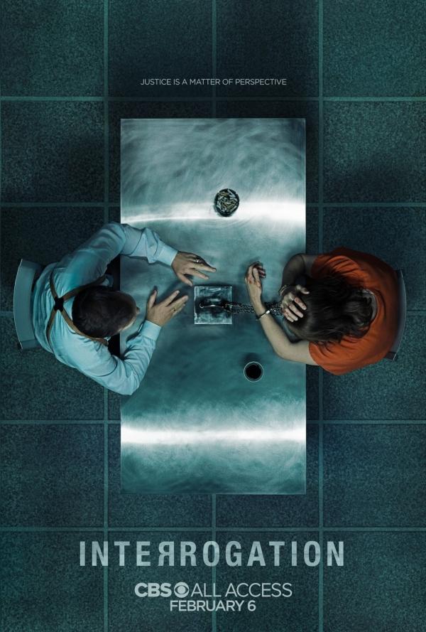 Un crimen real...Trailer de Interrogation