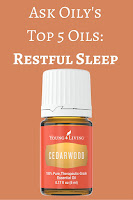 Top 5 essential oils for natural sleep assistance cedarwood | Hot Pink Crunch