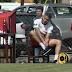 Guerrero sente e sai mais cedo de treino do Peru