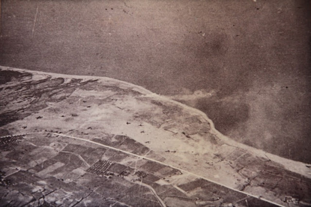 Aerial view of Maleme Airfield 22 May 1941 worldwartwo.filminspector.com
