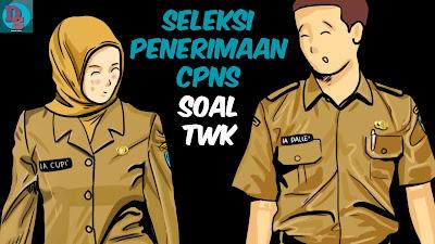Contoh Soal TWK CPNS-dapursoal.com