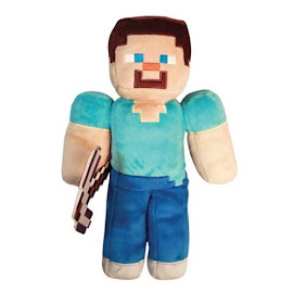 Minecraft Spin Master Steve? Plush