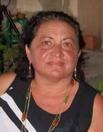 Nota de Falecimento - Maria Claudete Pinto Pereira