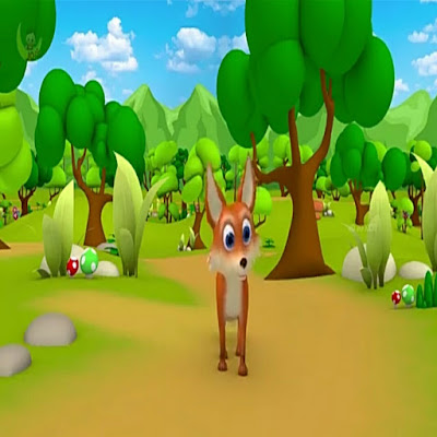 hindi kids story भेड़िया और सियार ! (jungal ki kahaniya)