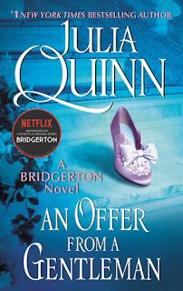 Book Review: An Offer From a Gentleman (Bridgertons #3) by Julia Quinn
