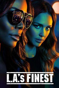 L.A.'s Finest 1ª Temporada Torrent – WEB-DL 720p Dual Áudio