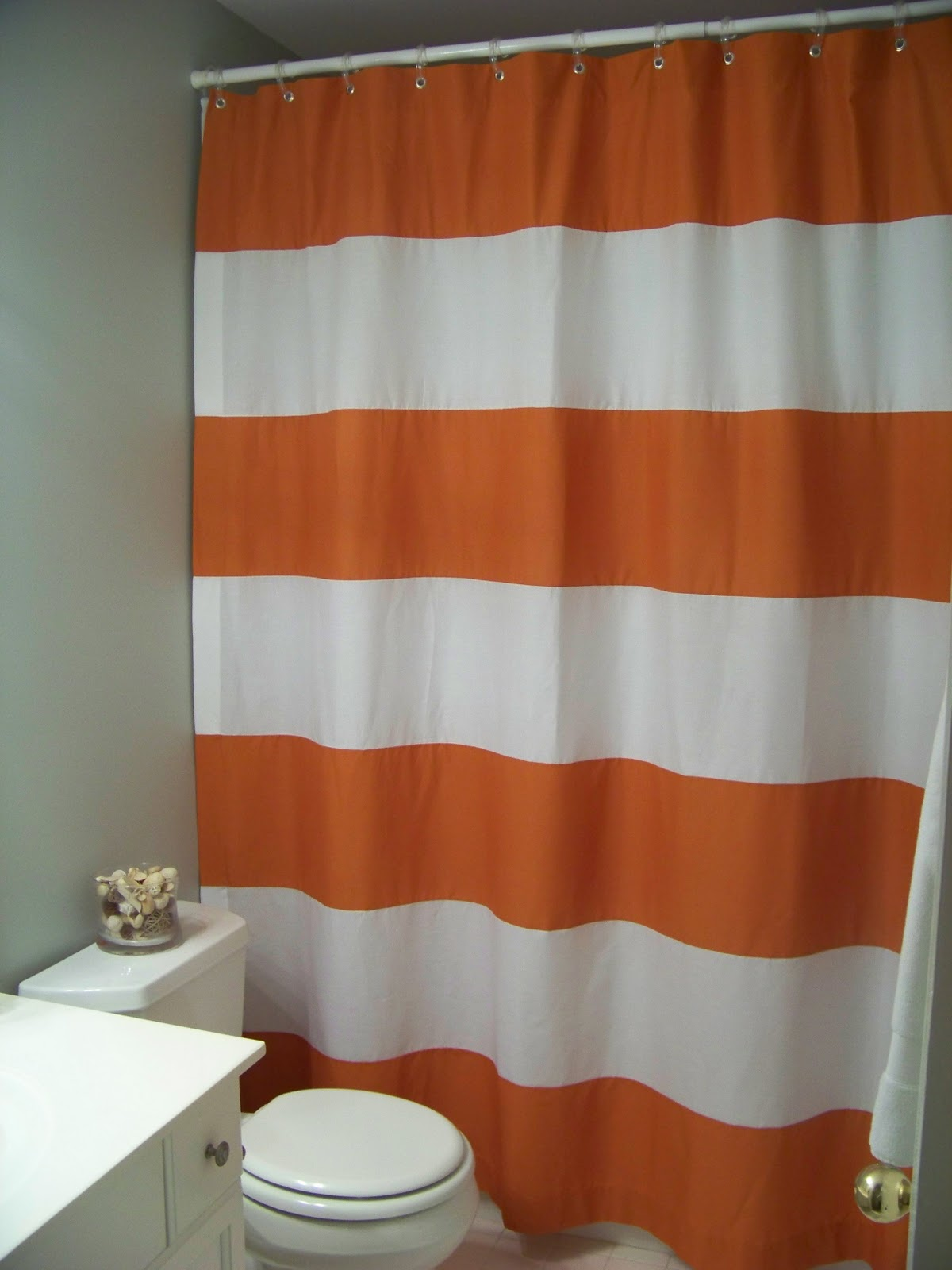 Contemporary shower curtains by woodland shower curtain click for