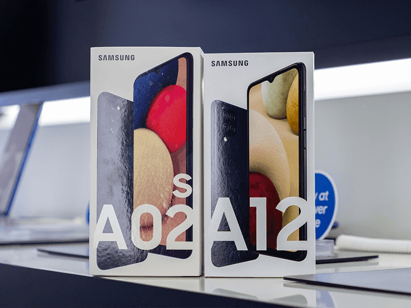 Samsung Galaxy A02s A12 Big Battery Budget Phones Spotted And Priced In Ph