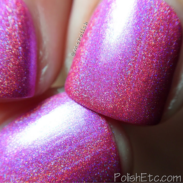 Awesome Sauce Indie Box: Life in Plastic - McPolish - Cupcake Polish : Barbie Girl