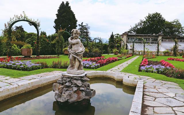 Stresa - Villa Pallavicino i restauracja którą musisz odwiedzić!  - Czytaj więcej »