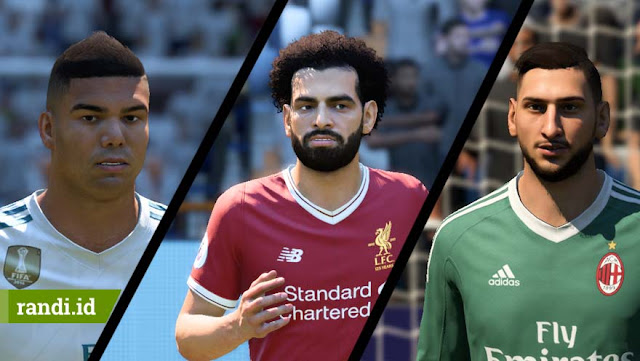 Cara Unlock Faces FIFA 18 World Cup untuk Kick-off dan Career Mode
