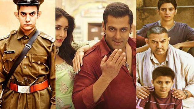 ये है बॉलीवुड की सबसे तेज 200 करोड़ कमाने वाली टॉप 7 फिल्में