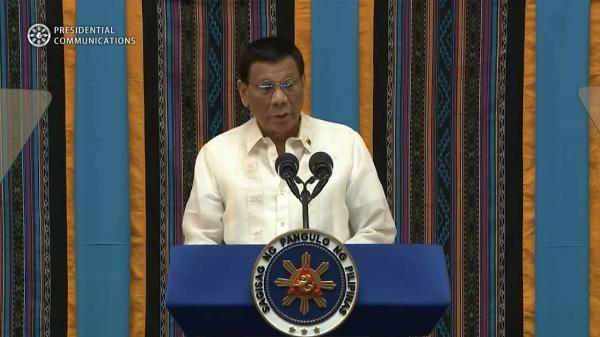 Duterte mentions salary increase of teachers, nurses in SONA 2019