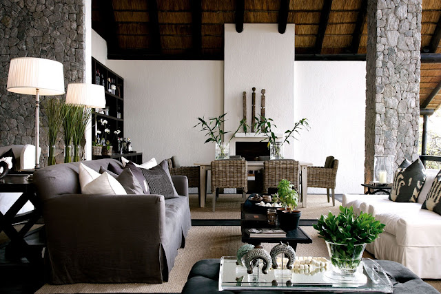 Interiors African Safari Lodges 5