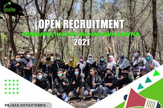 Open Recruitmen Pengurus Ikatan Mahasiswa Bantul Periode 2021
