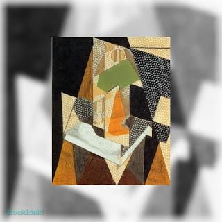 Juan Gris (Lamp, 1916)