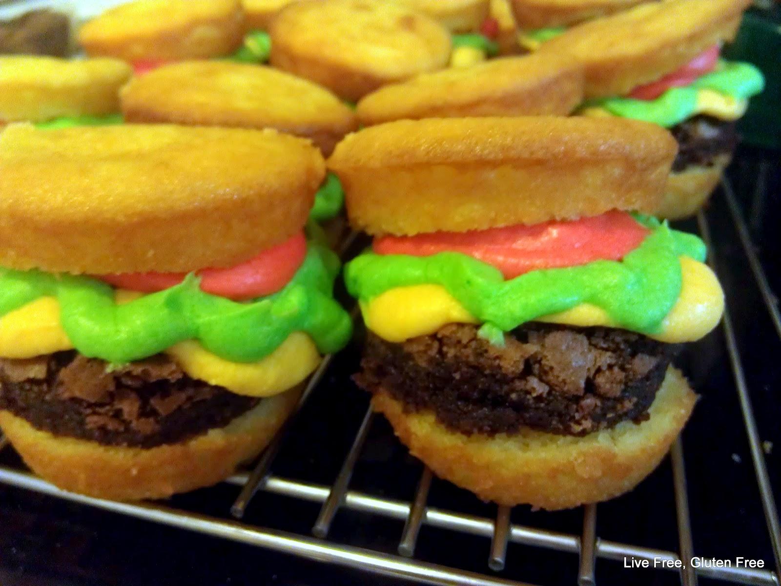 Live Free Gluten Free Cake Ideas