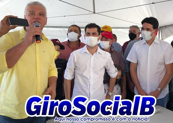 Para corrida eleitoral de 2022, Prefeito de Capoeiras declara  apoio a Claudiano Filho e Silvio Costa Filho