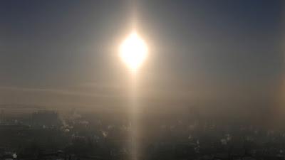 لأول مرة منذ 50 عاما كسوف كامل للشمس في روسيا
