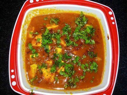Shahi paneer masala recipe in Hindi