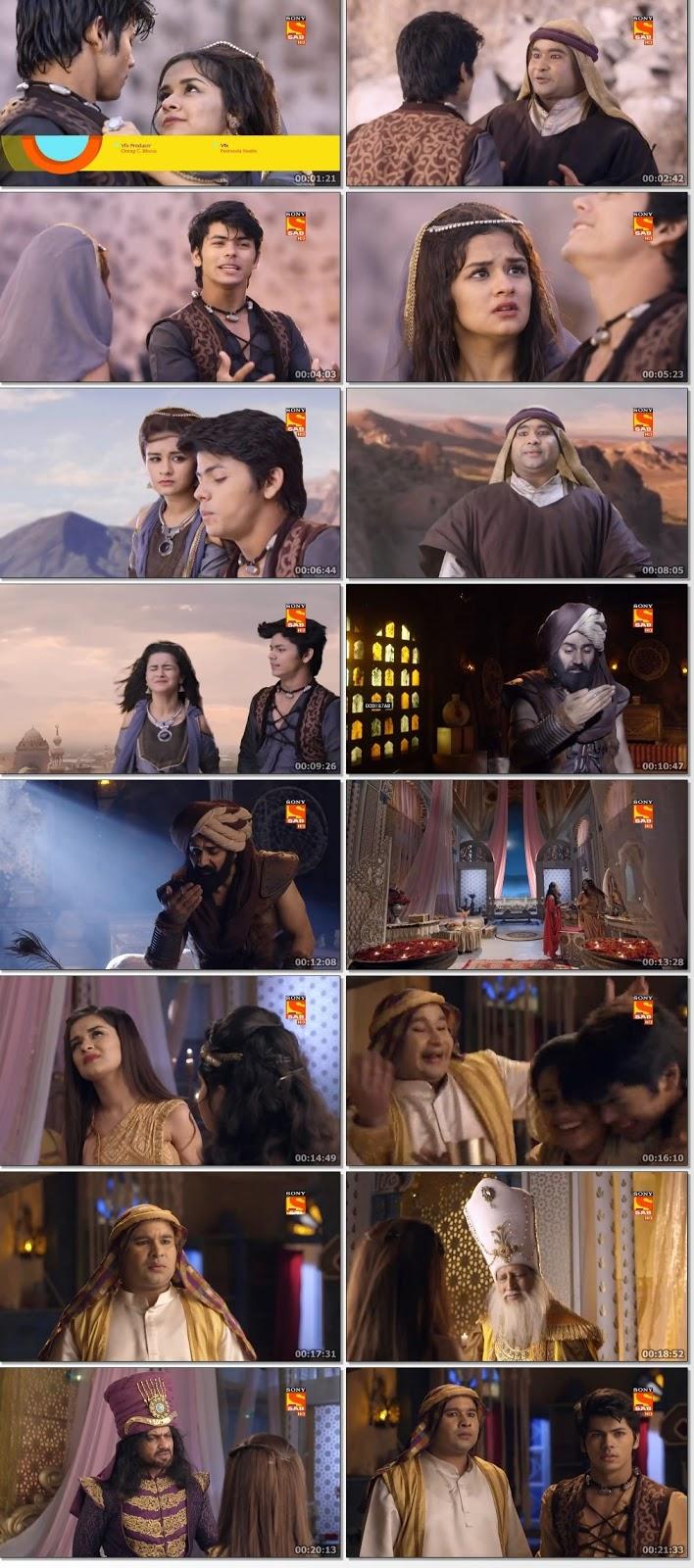Aladdin – Naam Toh Suna Hoga Episode 89 720p 180MB