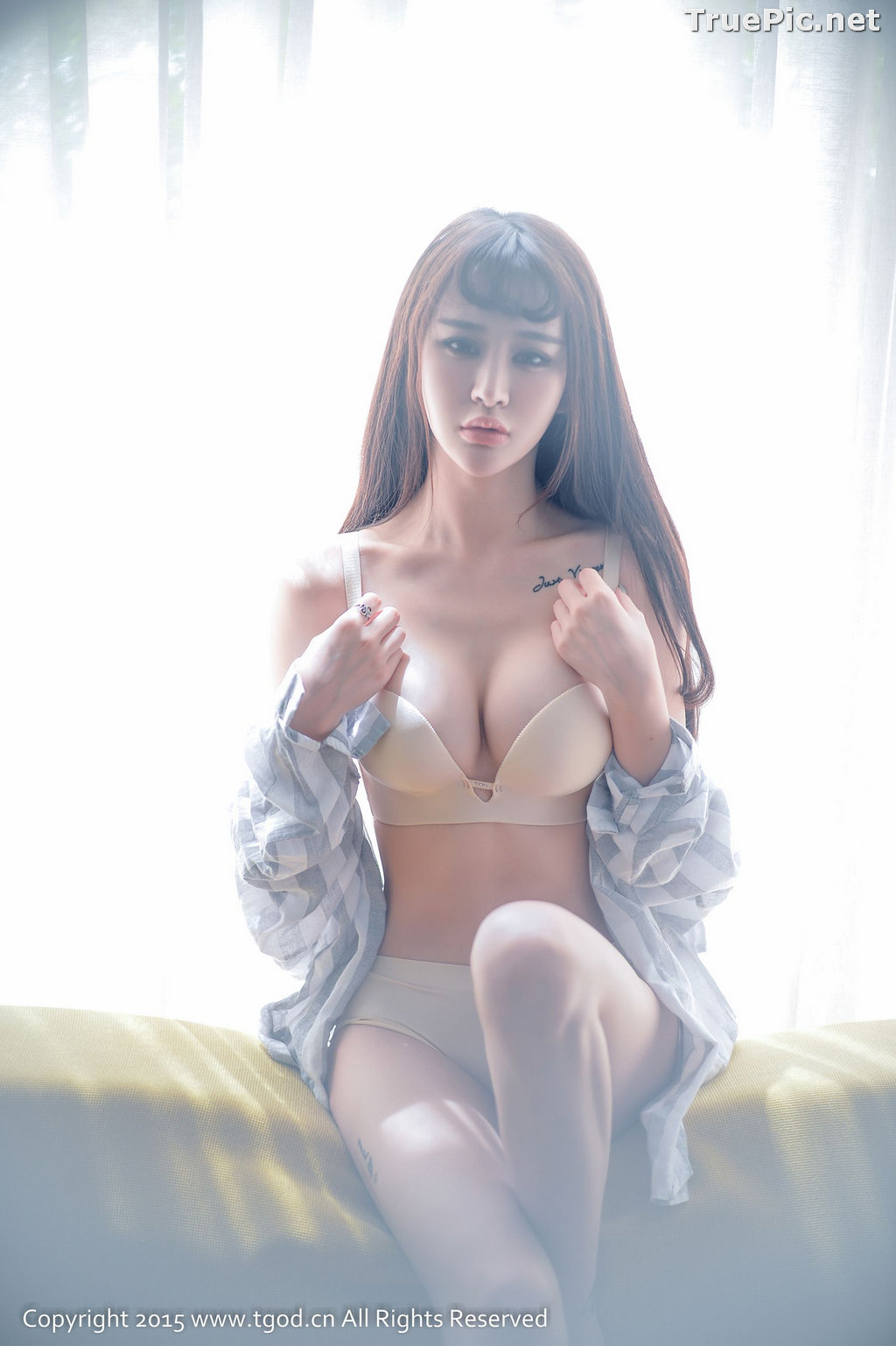 Image TGOD 2015-11-10 - Chinese Sexy Model - Cheryl (青树) - TruePic.net - Picture-2
