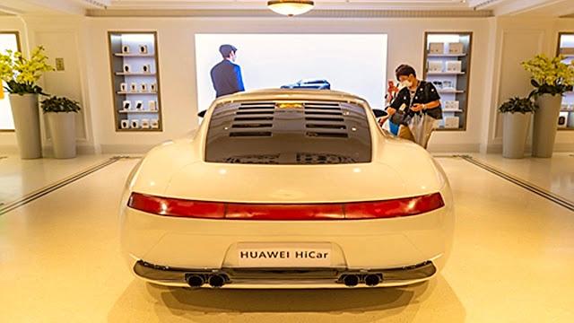 Huawei otomobil sektörüne yatırımını artırdı