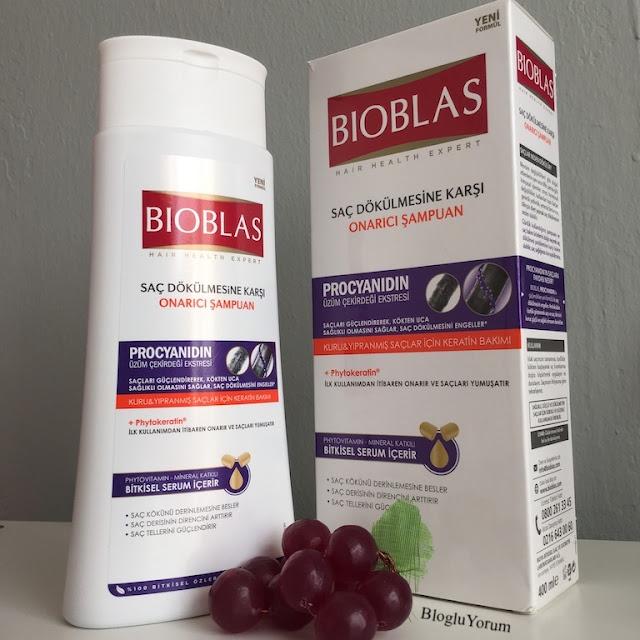 bioblas saç dökülmesine karşı onarıcı şampuan incelemesi
