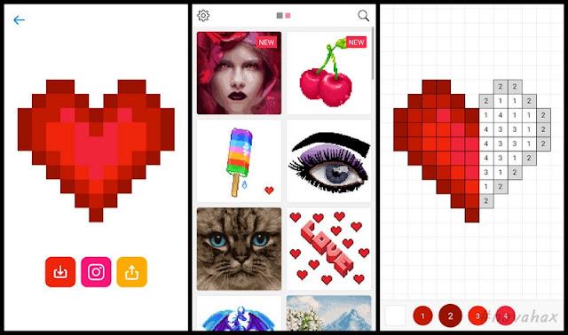 Sandbox pixel coloring full version APK