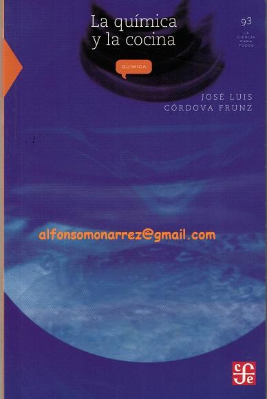 Libros dvds cd roms enciclopedias educaci n preescolar for Resumen del libro quimica en la cocina