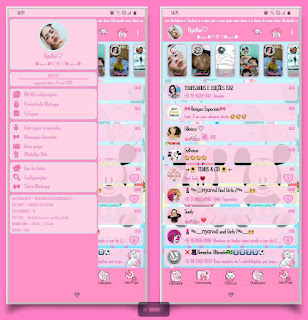 Minnie Mickey Theme For YOWhatsApp & KM WhatsApp By Agatha