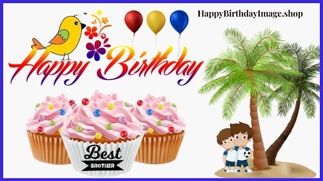Happy Birthday Brother Cake Images