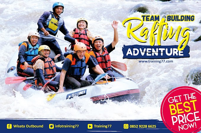 Team Building Rafting Adventure