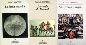 """Madrid bajo el franquismo, Chirbes, """"La caída de Madrid"""", """"Los viejos amigos"""""""