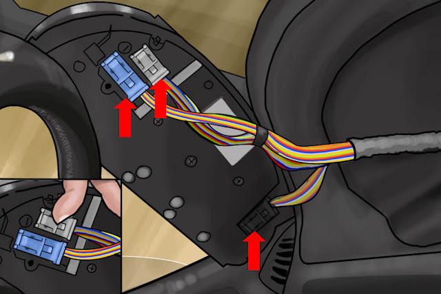 Comment réparer les lumières du tableau de bord