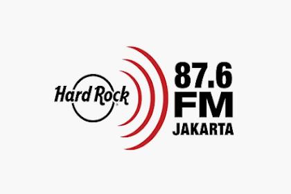 HARD ROCK FM JAKARTA RADIO STREAMING